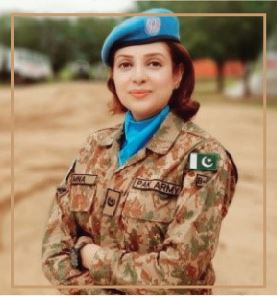 Pak army female doctors pictures